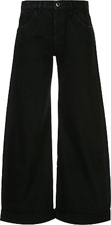 Khaite Calça jeans Dayton - Preto