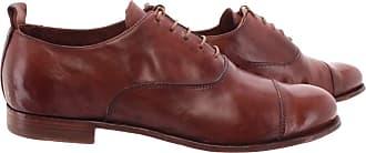 Officine Creative Mens Shoes Mono/004 Straccio Cuoio Leather Brown