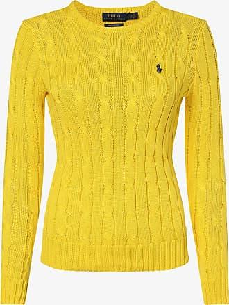 Polo Ralph Lauren Damen Pullover gelb