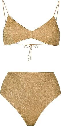 Oséree metallic bikini set - Oseree - Woman