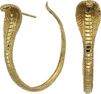 Zoe & Morgan Gold schützt mich Ohrreifen - ONE SIZE - Gold