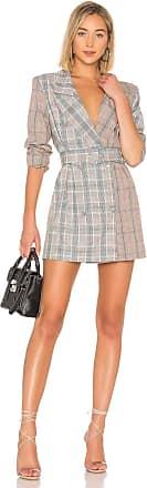 Lovers + Friends Kimber Blazer Dress in Multi