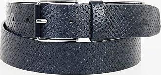 Armani COLLEZIONI 35mm Snake Printed Belt Größe 100