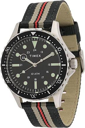 Timex Relógio Navi XL 41mm - Preto