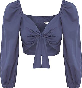 Dress To Blusa Amarração - Azul