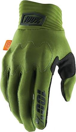 100% Cognito Glove Guanti Unisex | arancione/rosso