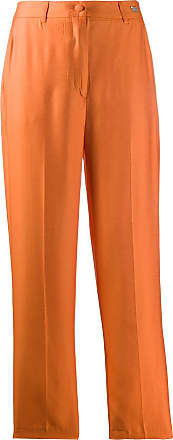 Blumarine Calça pantalona - Laranja