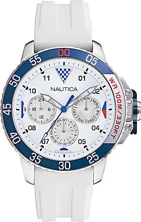 Nautica Orologio Multifunzione Uomo Nautica Bay Ho NAPBHS010