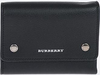 Burberry Leather Wallet size Unica