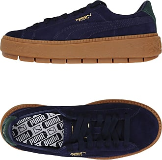 Puma® Sneaker Low in Dunkelblau: bis zu −50% | Stylight