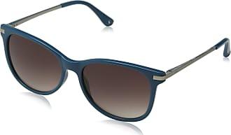 Joules Womens Sandown Sunglasses, Teal/Grey, 55