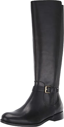 Lauren Ralph Lauren Lauren by Ralph Lauren Womens BARNEHURST Fashion Boot, Black, 6 UK