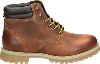 38f0ef24719a1c Jack   Jones Mens Jack Jones Mens Stoke Leather Boot in Rust ...