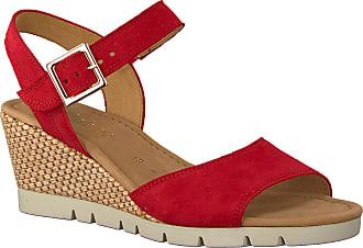 Gabor Comfort Sport Sandaletten in Übergrößen Braun 22.828