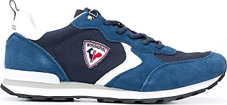 Rossignol Fashion Man RNIMH50705 Blue Leather Sneakers | Spring Summer 20