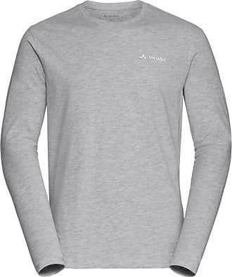 Vaude Brand L/s Shirt Longsleeve für Herren | grau