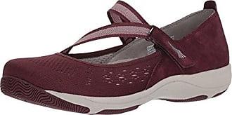 Dansko Womens Haven Sneaker, Wine Suede, 39 M EU (8.5-9 US)