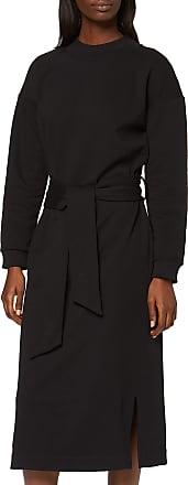 EDC by Esprit Womens 109cc1e034 Dress, Black (Black 001), Large