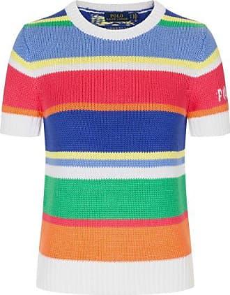 Polo Ralph Lauren Strickshirt (Bunt) - Damen