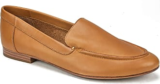 White Mountain Shoes Alice Womens Flat, TAN/Leather, 11 M