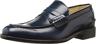Bugatchi Mens Lombari Slip-On Loafer Navy 8 M US