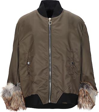 eilene jacket ms19 outerwear faux fur lila inwear