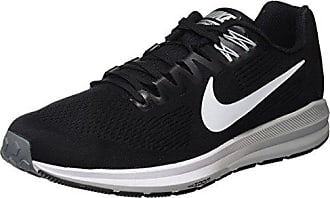 reputable site a5be1 13689 Nike Air Zoom Structure 21, Chaussures de Running Homme, Noir (Noir Gris