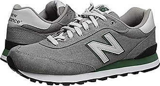 New Balance Mens 515v1 Sneaker, Marblehead/Team Forest Green, 11 D US