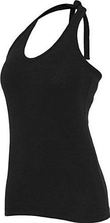 35072fff7ad75 Urban Classics TB382 Urban Classics Ladies Neckholder Shirt (Various  Colours), Größe:XL