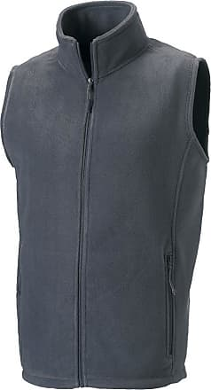 Russell Athletic Russell Outdoor fleece gilet Convoy Grey 2XL
