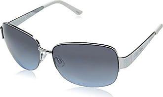 64114933ef4 Rocawear Womens R578 Slvwh Iridium Round Sunglasses Silver White 65 mm