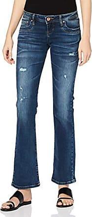 LTB Damen Jeans Hose Valerie X Jeanshose Bootcut Blau Camenta Wash w25-w33