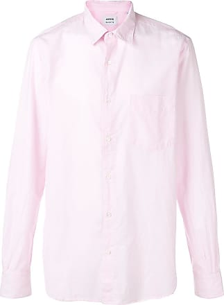 Aspesi Camisa com bolso frontal - Rosa