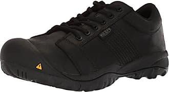 Keen Mens La Conner ESD Industrial Shoe, Black, 13 EE US