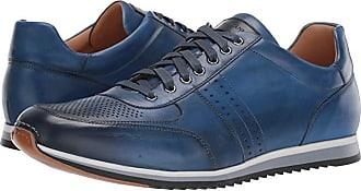 Magnanni Marlow (Blue) Mens Shoes