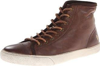 Frye Mens Chambers High Sneaker Chocolate 7 M US
