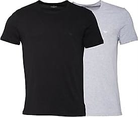 Emporio Armani two pack short sleeve jersey t-shirts