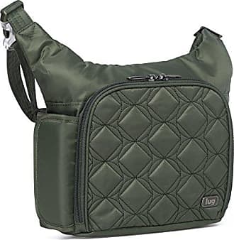 Lug Sidecar Cross Body Bag and Waist Pack, Olive Green