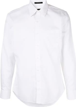 Durban Camisa com colarinho - Branco