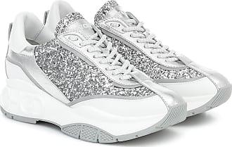 Jimmy Choo London Sneakers Raine mit Leder