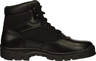 Skechers Wascana Mens Tactical Relaxed Fit Waterproof Work Boots UK 12 / EU 47.5 Black
