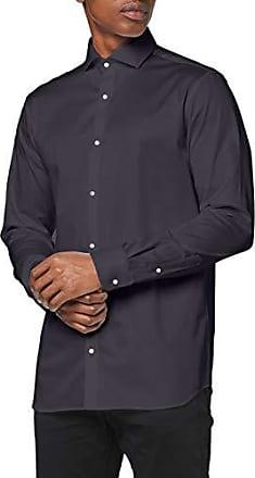 JACK /& JONES Jprlogo Stretch Shirt L//S Noos Camicia Formale Uomo