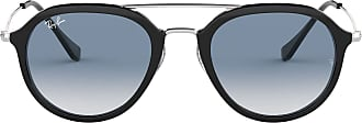 Ray-Ban Junior Unisex-Adults Rb4253 Sunglasses, Negro, 53