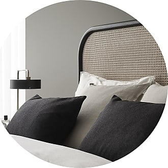Solhem Sänggavel lempi 210 cm svart/ rotting, matri
