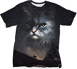 NA Warrior Grey Cat 3D Shirt