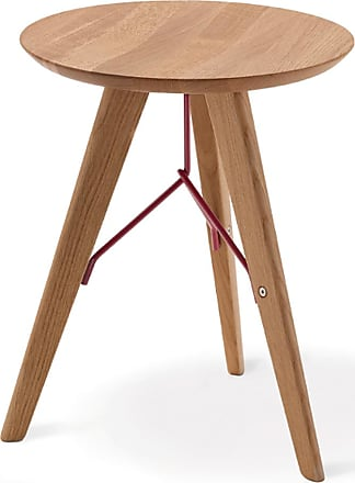 ZANOTTA Design Ivo Stool Natural Oak