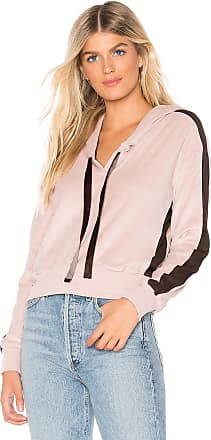 Young Fabulous & Broke Ribbon Sweatshirt in Blush