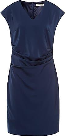 Uta Raasch Kleid überschnittener Schulter Uta Raasch blau