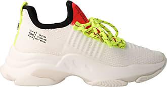 Steve Madden MAC007063 White Multi Shoe for Women White Size: 8.5 UK