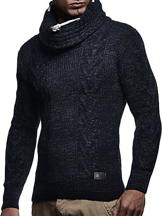 Leif Nelson Mens Pullover Knit Sweater LN-20729